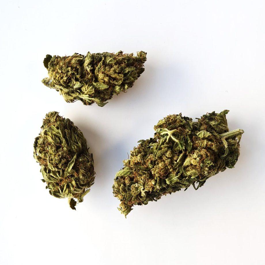 Super Silver Haze Buds